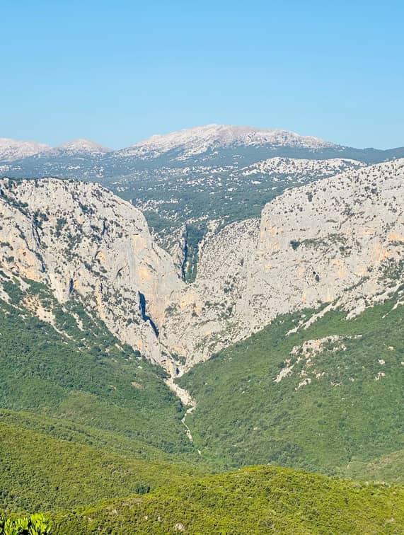 Supramonte - Gola di Gorroppu San Teodoro Sardegna