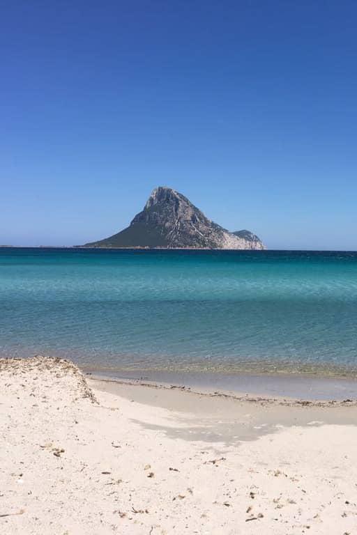 Spiaggia Hotel San Teodoro Sardegna 2